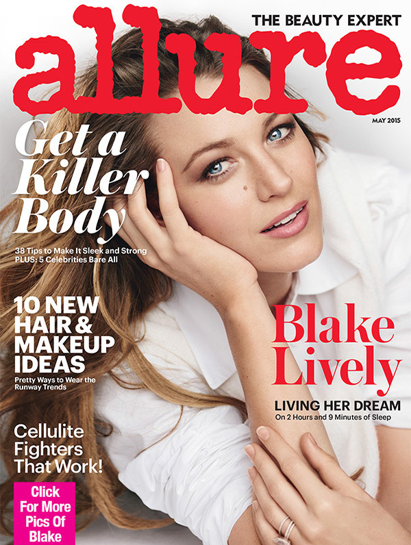 Allure, May 2015